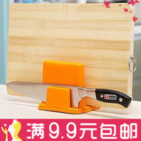 Wholesale 9 shipping price early adopters of new kitchen furniture cutting board rack pot rack kitchen knife compartment