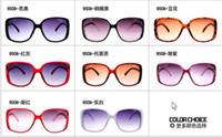 brand aaa - 60 HOT Fashion European Retro BIG Frame Sunglasses Men Women Sunglasses Advanced Charming Lady Sunglsses OULAIOU Brand AAA