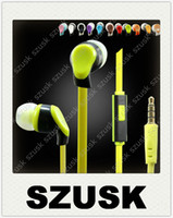 3. 5mm Inear Earphone with Mic Earphones with Microphone Reta...