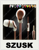 Earbuds with Mic Microphone Phone Headset with Retail Packin...