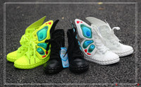 Wholesale 1pair retail boy girl wing shoes new spring kids casual footwear boys girls butterfly wings shoes children canvas shoes