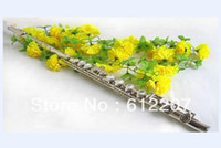 Wholesale amp Quality e key c flute musical instrument flute amp nickelplated amp closed hole