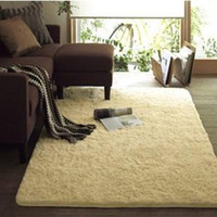 100% Nylon Shaggy Bedroom Wholesale - Fashion super soft carpet floor rug area rug slip-resistant mat doormat bath mat 160cm*250cm