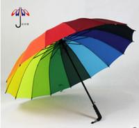 Wholesale High quality Formulate Auto open Umbrella Fashion thickening transparent umbrella eco friendly performance bumbershoot sun parasol