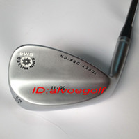 Wholesale hot selling left hand golf clubs SM4 golf wedges degree with zip Grooves face golf clubs wedges