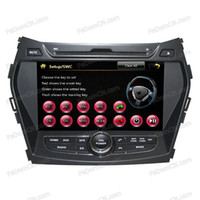 1 DIN Special In-Dash DVD Player 3.5 Inch Wholesale - car DVD GPS for HYUNDAI IX45 Santa Fe 2013 Mp3 MP4 MP5 player