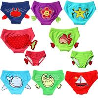 Girl Swim Trunks 6-9 Months baby boys girls cartoon swimwear swimming shorts boys girls swim trunks