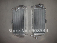 Wholesale Fit for KX125 KX250 Aluminum Motorcycle Radiator
