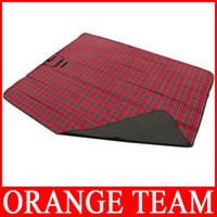 Wholesale Outdoor Mat Moisture proof Pad Mat Picnic Rug Creepiness Beach Mat Tent Mat Camping Mat