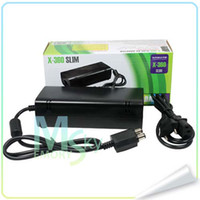 For Xbox ac power cords - AC Adapter Charger Power Supply Cord for Xbox Slim EU plug charging cable