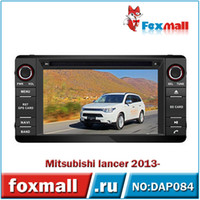 Wholesale Android Car DVD player Mitsubishi LANCER WiFi Hotspot TV G GPS Radio Multi touch LANCER Mitsubishi