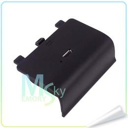 Controladores de xbox para la venta en Línea-Caliente la Venta de 650 mAh Nuevo USB Recargable Reproducir y Cargar el Cargador de Batería Para Xbox Controlador de 002106