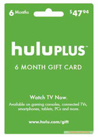 Wholesale Watch movie Watch TV Hulu month code fast send the code by DHgate message free ship