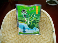 Wholesale green tea g bag health care green tea top quality AAA class Longjing Organic loose weight tea