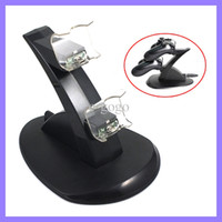 PS4   Airplane Shape Gamepad Controller Charging Stand Holder for Sony Playstation PS4 Dual Charger Dock for PS 4 Controllers