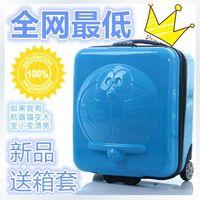 Wholesale 18 inch Doraemon suitcase children luggage nice and fashion