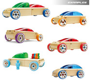 Car best kids puzzles - Best Kids Toys Automoblox Sportscar Wooden Puzzle Cars hot sell