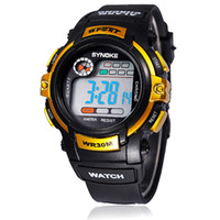 Wholesale Wrist Watches Men watches LED Watches Digital Sports Watches Waterproof Mix Colors