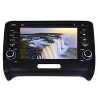 7 automotive tv antenna - car double din dvd player navigation gps Capacitive Touch Screen Car PC Special for AUDI TT Optional Android system Manufacturer