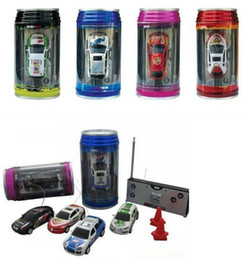 Wholesale 1pcs a Magic Touring rc car scale Coke Can rc mini car Free ship