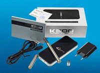 vapes - vapes e cigarette K500 kit mini eRoll with atomizer battery and tip Electronic cigarette K500 smart PCC kit Eroll V2 Starter kit