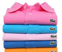 Wholesale New Mens T Shirt Basic Plain TEE shirt Short Sleeve Man Cotton polo shirt Tops