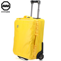 Wholesale Kimura Well Hung Harajuku new Korean wheeled trolley case inch waterproof oxford hand luggage suitcase tide