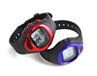 Fashion best battery monitor - new fashion Sport Watch Pulse Heart Rate Monitor Calories Counter Fitness Watch Time Men s Sport Wrist watch best gift