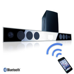 Wholesale Home theater Wireless outdoor soundbar speaker with G wireless subwoofer best for TV LCD Mobile phone portable audio player SP