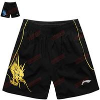 Wholesale Li Ning Men s table tennis sportswear shorts Sports shorts YP963