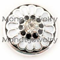Wholesale A11052 newest noosa snaps copper button noosa chunk for noosa bracelet