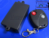 Wholesale set Receiver Transmitter V CH RF Wireless Remote Switch Light Lamp LED SMD ON OFF Switch Wireless A Momenrary Toggle