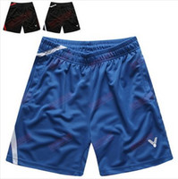 Wholesale victory Men s table tennis sportswear shorts Sports shorts YP654