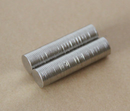 Wholesale 200pcs Neodymium Disc Mini mm X mm Rare Earth N35 Strong Magnets Craft Models