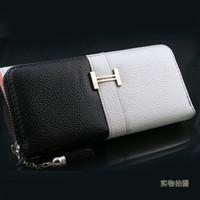 cheap wholesale purses - Brand New Designer Women Leather Long Wallet Pocket Card Clutch Cente Bifold Purse Cheap