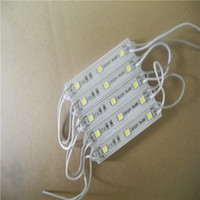 Wholesale 20LM Led SMD White LED Modules V Waterproof IP67 for outdoor light box signs