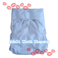 Wholesale Adjustable Adult Diapers Adult Nappies Cloth Diapers Incontinence Diapers Pants Diaper Insert