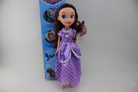 5-7 Years beautiful princess dolls - Newest fashion hot Dolls Sophia KHAKI little princess beautiful children girl toys