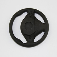 Wholesale EMS DHL Car Steering Wheel Shape USB Flash Drives Genuine GB GB GB GB GB Pen Drive Memory Stick US0110