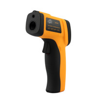 Wholesale 2014 New GM300 Non Contact IR Infrared Digital Temperature Temp Thermometer Laser Point