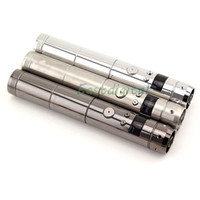 Electronic Cigarette lava tube - Vamo V5 updated lava tube ecigarette vamo mod v5 Electronic Cigarette Battery New vision colorful Promotion DHL