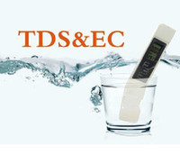 Wholesale TDS Tester EC meter conductivity meter water measurement tool Function in ppm High Quality by Singapore post