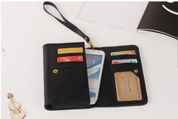 Wholesale Womens Crown Purse Clutch Wallet bags Envelope Case Pouch For Galaxy S4 S2 IPhone iphone S N7100