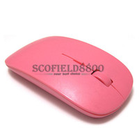 Wholesale latest Ultra Slim USB GHz Wireless Mouse Support Mac