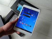 Wholesale 2pcs inch Ainol Novo8 Novo mini pad tablet pc ATM7021 Dual Core GHz Android GB Rom HDMI Wifi Dual Camera