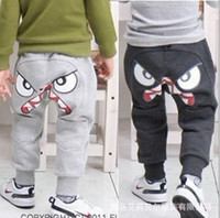 angry clothing - Korean children s clothing boys and girls harem pants angry birds children s casual pants long pants