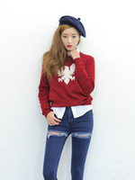Men Alpaca Twinset 2013 new winter stylenanda latest qiu dong vulture embroidery round neck sweater 210