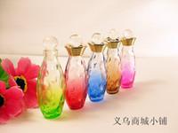Wholesale F005 supply point perfume bottles min bottling empty bottle glass bottle cosmetic bottle ML