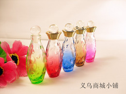 Wholesale F005 supply point perfume bottles min bottling empty bottle glass bottle cosmetic bottle ML