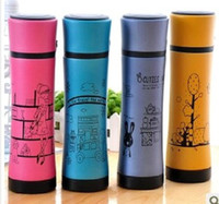Vacuum cup 12 hours long insulation Cup creative gift 2014 n...